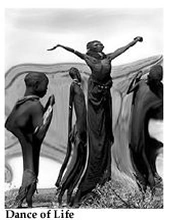 Elisabeth Sunday - Dance of Life, Kenya 1988