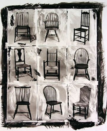 Joseph McDonald - Nine Chairs