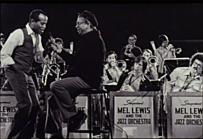 Kathy Sloane - Jon Hendricks and Mel Torme with the Mel Lewis Jazz Orchestra