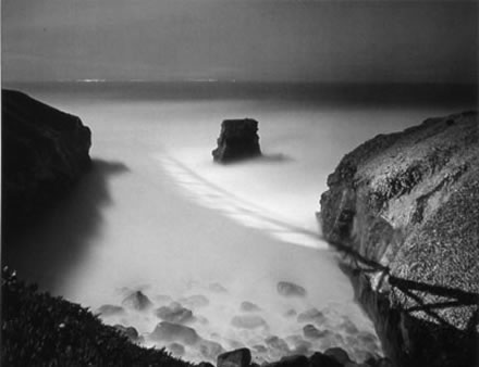 Philipp Scholz Rittermann - Winter Storm, Santa Cruz, California USA
