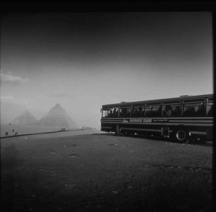 Richard Barnes - Pyramids Tours, Giza, Egypt