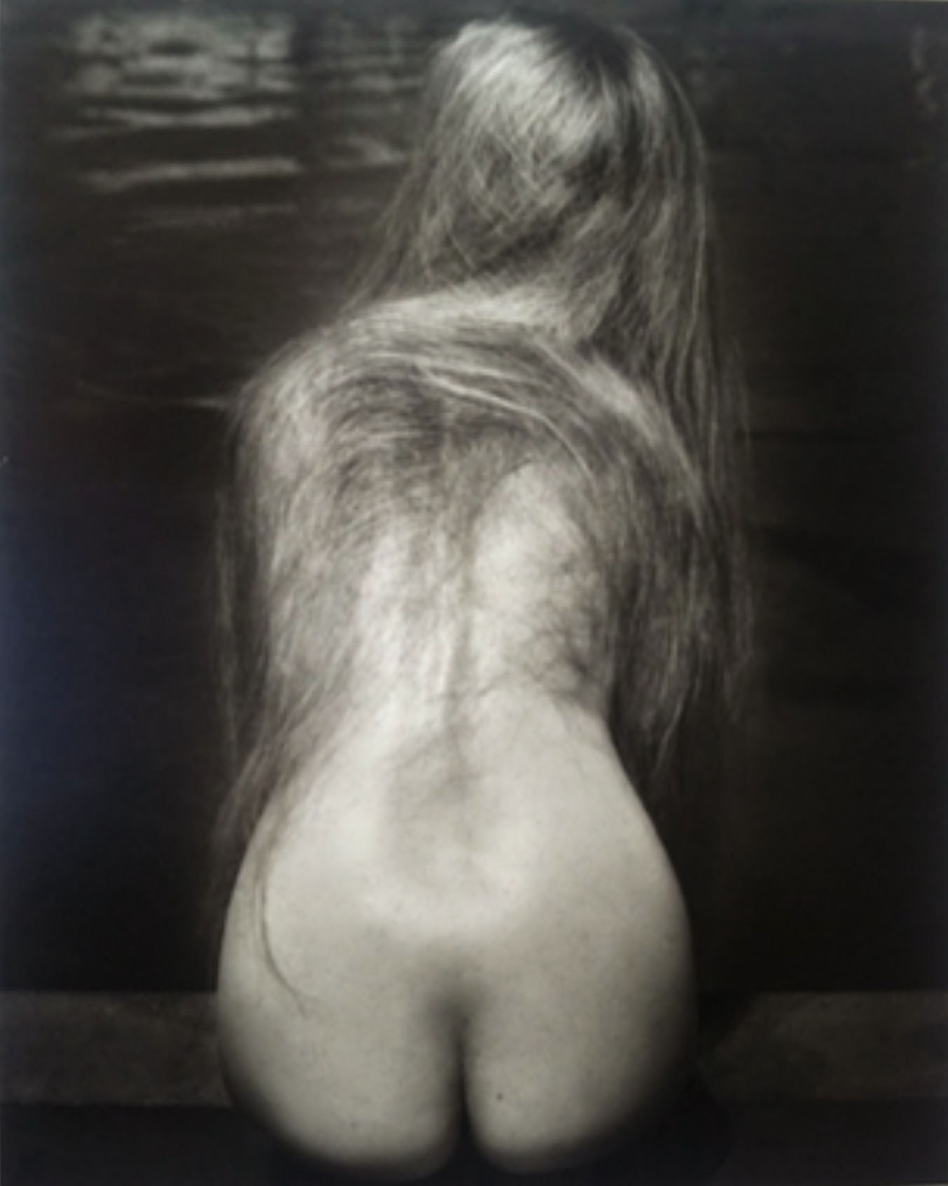 Ruth Bernhard - At the Pool